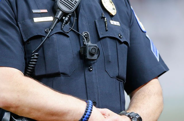 There will be no police body cameras in Kansas City - at least for now. The police department says the price tag is too steep. (AP)