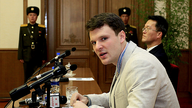Otto Warmbier (AP File Photo)