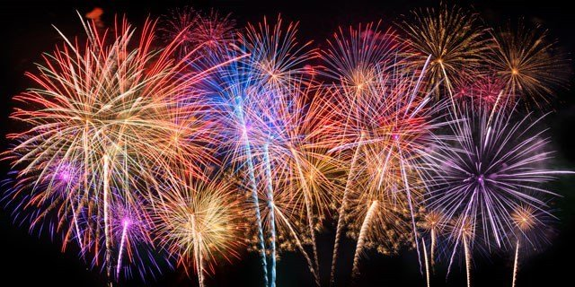Jackson County announced Tuesday it will not host its annual 4th of July fireworks display over Longview Lake. (GraphicStock)