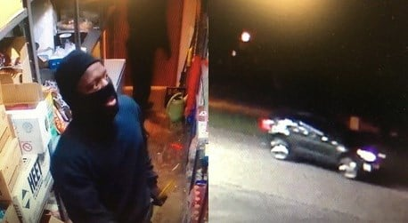 Pictures from the Overland Park Police Department of the suspect. (KCTV)