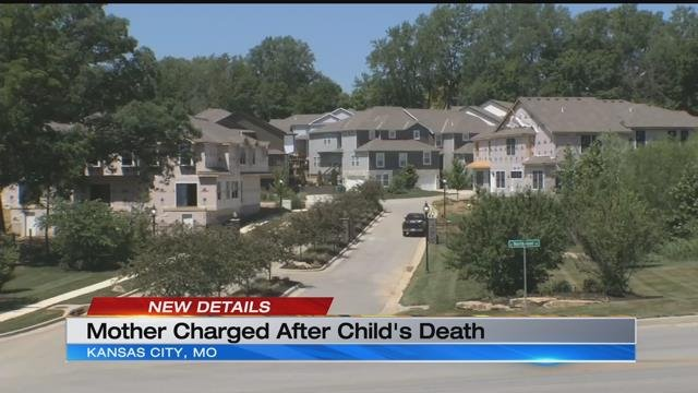 Kansas City mom who attempted suicide charged in connection with 8-year-old son's death