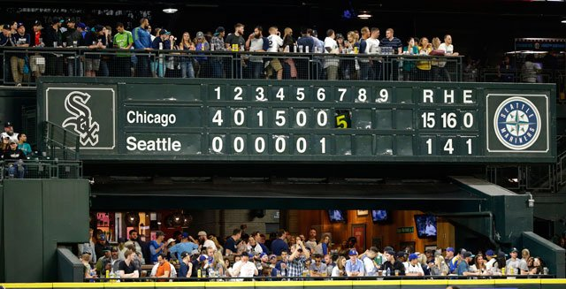 Have you ever gone to a baseball game during the week and had to leave early because it just goes too late and you have work the next day? (AP)