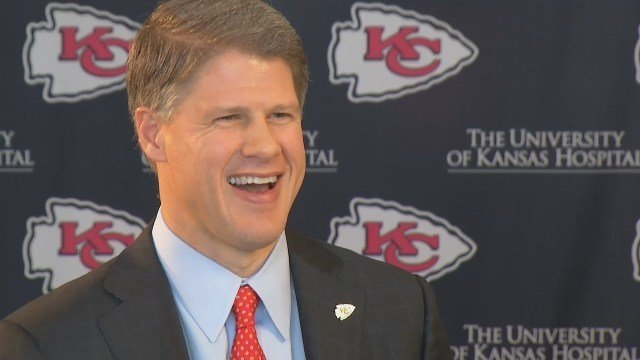 Kansas City Chiefs Owner/CEO Clark Hunt has been busy during the weekend scouting replacements for its general manager opening. (KCTV5)
