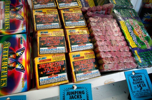 With the Fourth of July right around the corner, here is a list of area city regulations for fireworks. (AP)