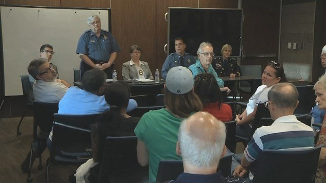Some who live in the area say they are concerned about the four murders at Indian Creek Trail that remain unsolved. (KCTV5)