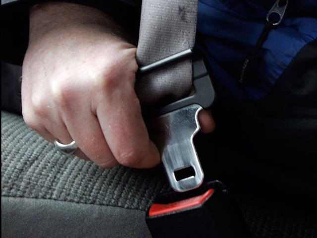 The fine for not wearing a seat belt in Kansas will go from $10 to $30 starting on Saturday. (KCTV)
