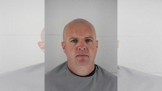 Michael J. Jasiczek's mugshot. (KCTV)