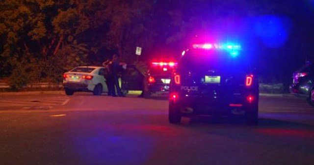 The chase ended about 5:05 a.m. near Seventh Street and Pennsylvania Avenue. (KCTV5)