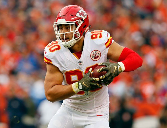 The Kansas City Chiefs signed veteran linebacker Josh Mauga, who missed all of last season with a hip injury, and former Seattle safety Steven Terrell on Thursday. (AP)