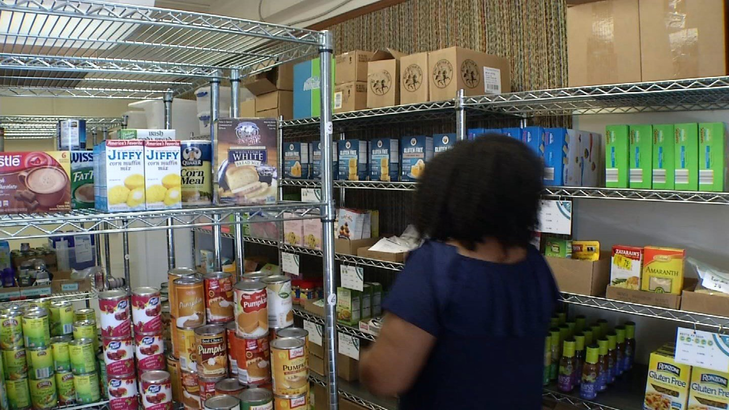 The Food Quality Initiative opened the first celiac food pantry in the country. (KCTV5)