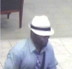 The FBI is searching for a man they say robbed a bank in Johnson County on Tuesday. (FBI)