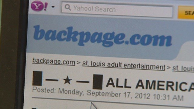 Backpage.com has filed a federal lawsuit aiming to block an investigation by Missouri Attorney General Josh Hawley who says the classifieds website promotes human trafficking via adult-oriented ads. (KMOV)