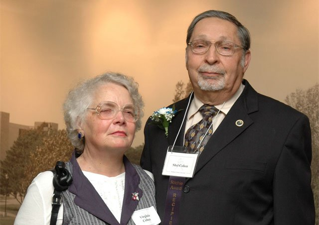 The victims included Sheldon H. Cohen, a retired chemistry professor at Washburn University in Topeka, and his wife. (Washburn University)