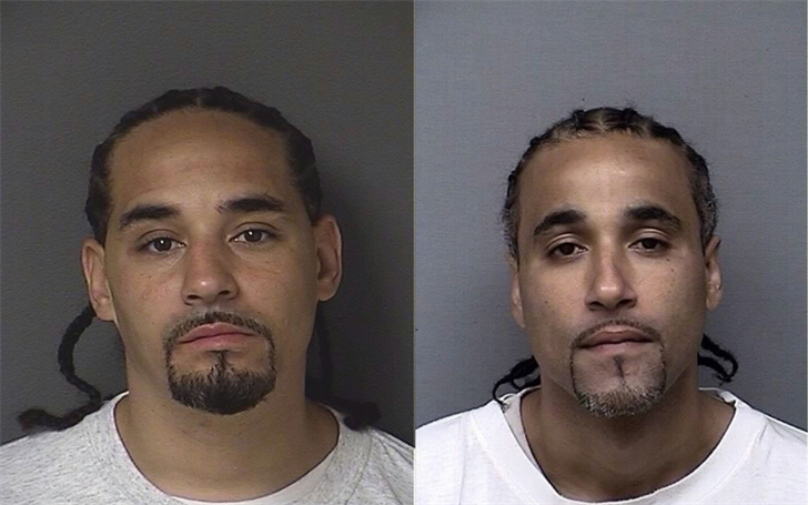 """The mugshots of Jones and his look-a-like named """"Ricky"""" grabbed national attention.  (Midwest Innocence Project)"""