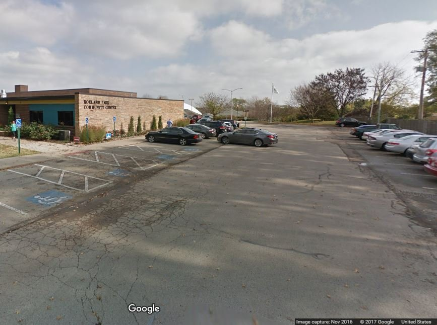 A view of the Roeland Park Community Center. (Google Maps)