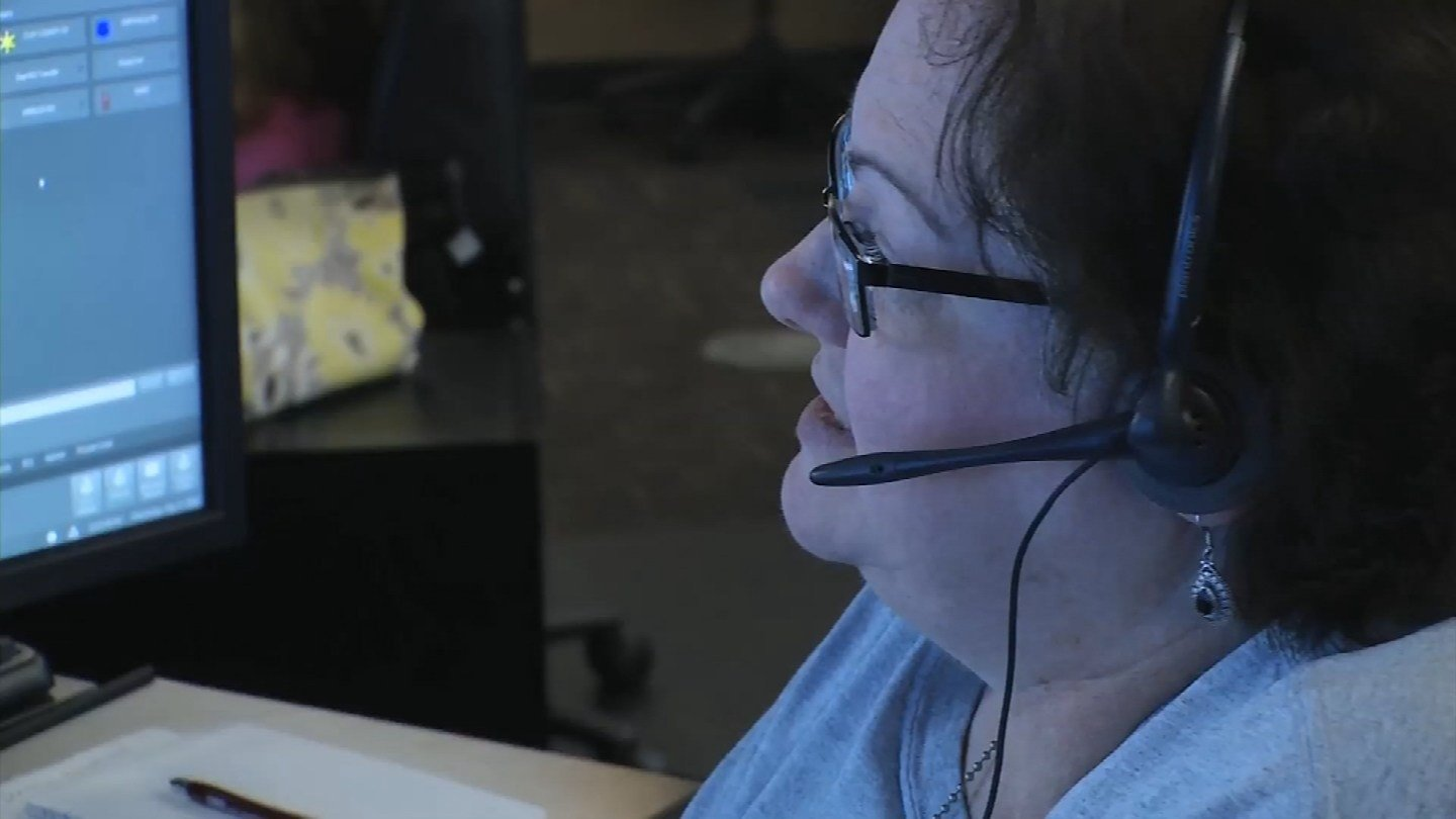 The Kansas City Police Department needs more 911 call takers, and there is a huge recruitment push to hire more. (KCTV5)