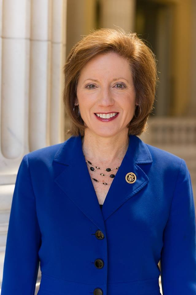 Republican U.S. Rep. Vicky Hartzler of Missouri says she's not entering the race for Democratic U.S. Sen. Claire McCaskill's seat. (Congresswoman Vicky Hartzler/Facebook)