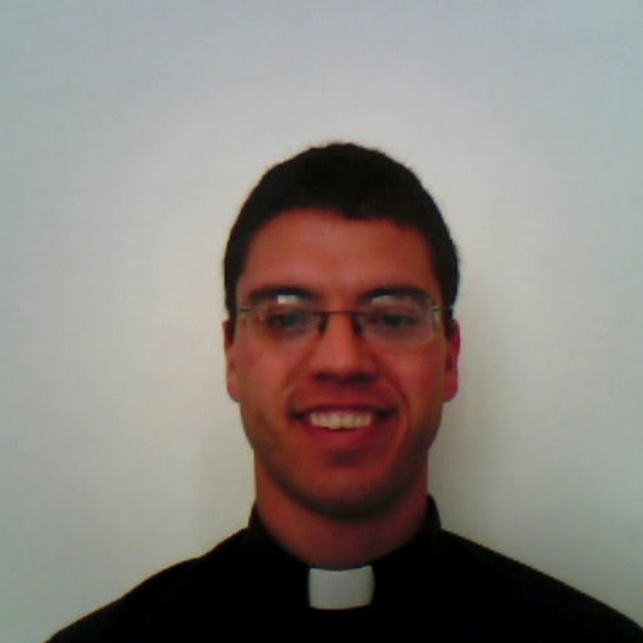"""The archdiocese said Tuesday that Father Scott Kallal was suspended from public ministry duties after two sources accused him of """"boundary violations.""""  (YouTube)"""