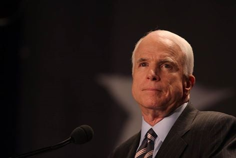 John McCain (AP File Photo)