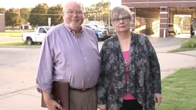 Ray and Sue Jones were disappointed by the judge's decision. (Submitted)