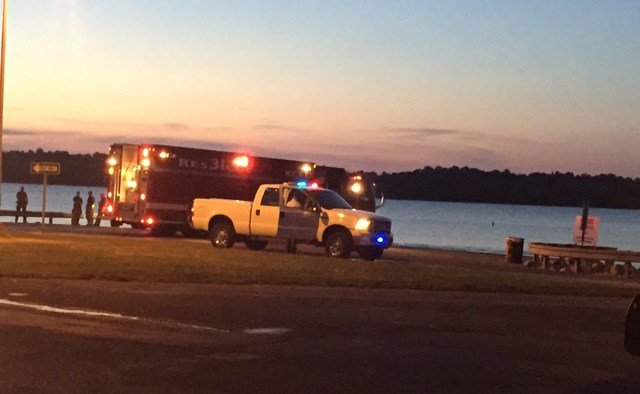 Officials say two kayakers, both adults, got lost on the lake and could not find their way back. (KCTV5)