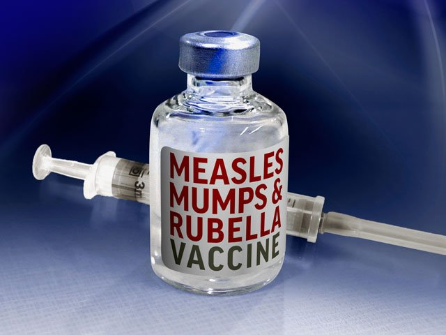 Kansas health officials are warning the public about a potential exposure to measles at multiple Wichita locations. (AP)