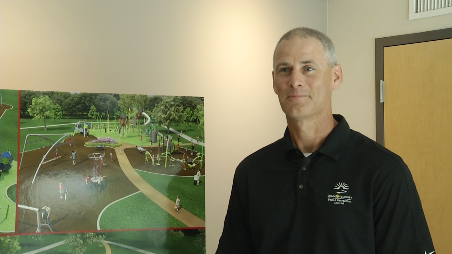 """The project has been described as a """"destination playground."""" (KCTV)"""