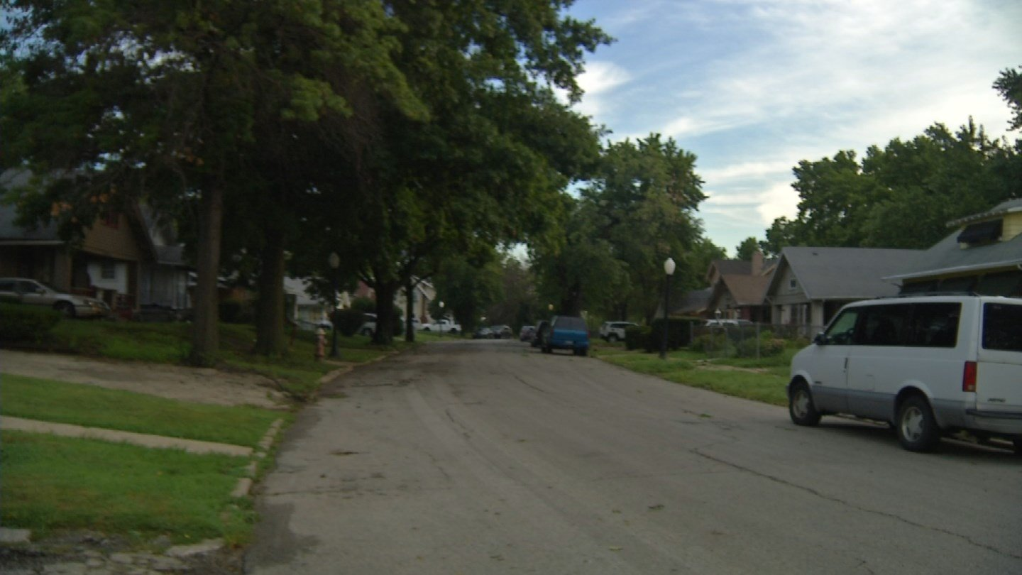 Authorities have identified the victim of aKansasCity,KS homicide as a 31-year-old man. (KCTV5)