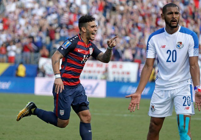 SportingKansasCityforward Dom Dwyer has been traded to OrlandoCityfor what could be a Major League Soccer-record $1.6 million. (AP)