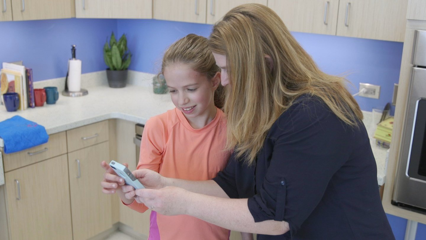 Shriners Hospitals for Children is rolling out a free app this August called SpineScreen. (KCTV5)