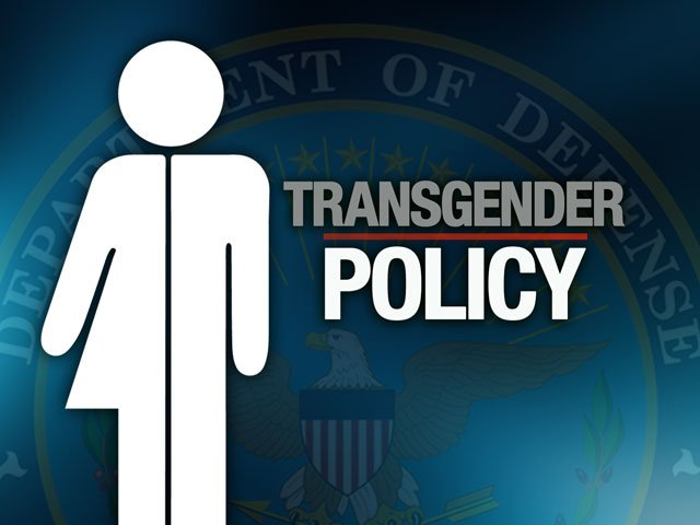 Two members of Kansas' Congressional delegation say they disagree with President Donald Trump's proposal to ban transgender people from serving in the military. (AP)
