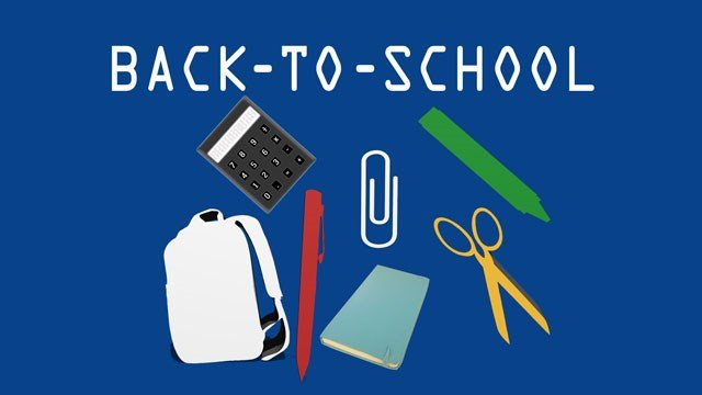 You have a chance to make a difference in a local students life simply by dropping off school supplies in Olathe. (AP)