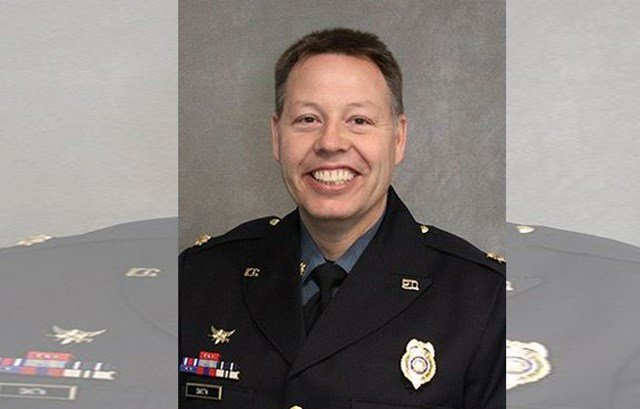 Kansas City police major Smith promoted to chief's role