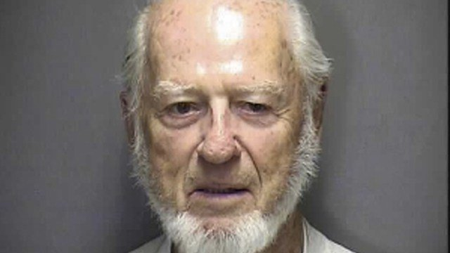 Paul Shanley, released Friday, July 28, 2017, from the Old Colony Correctional Center in Bridgewater, Mass. Shanley, now 86, was a figure in the Boston Roman Catholic priest sex abuse scandal. (Massachusetts Sex Offender Registry Board via AP)