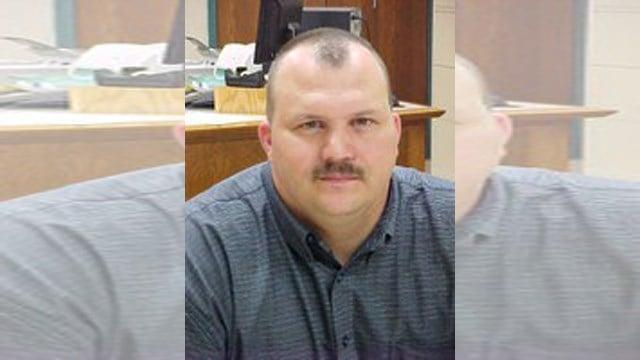 James Heimgartner. (Credit: Kansas Department of Corrections)