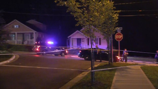 Officers say one person was killed in the shooting. Another was hurt and transported to an area hospital. (KCTV5)