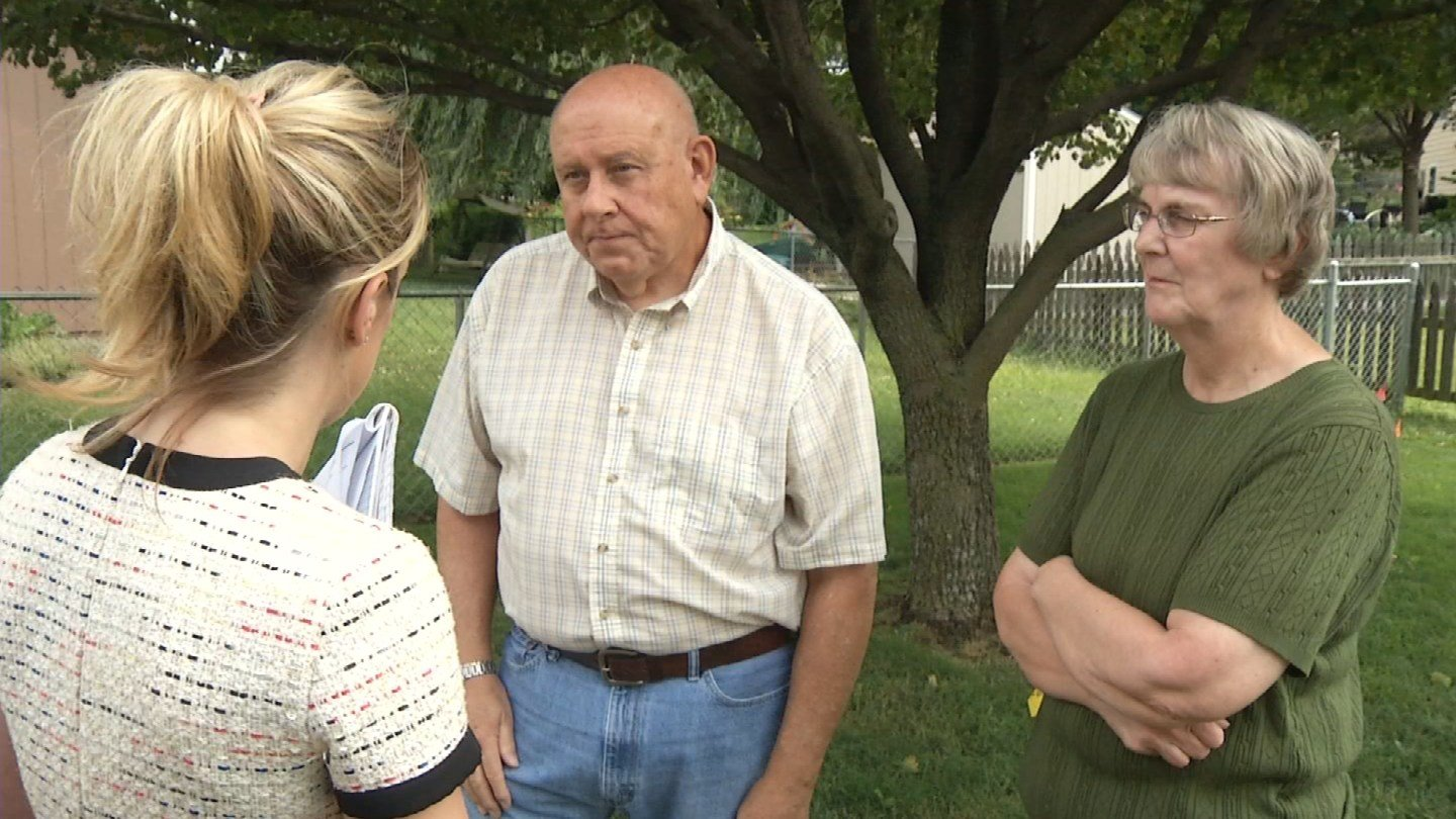 """""""I don't know how to describe the frustration,"""" Roger Hedges said. (KCTV5)"""
