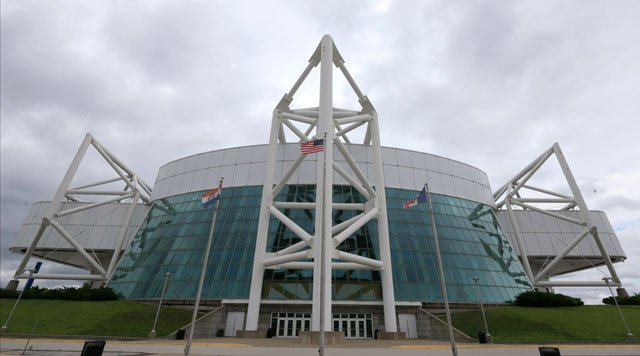 The Missouri Department of Economic Development has approved historic tax credits to help finance the redevelopment of Kemper Arena in Kansas City. (AP)