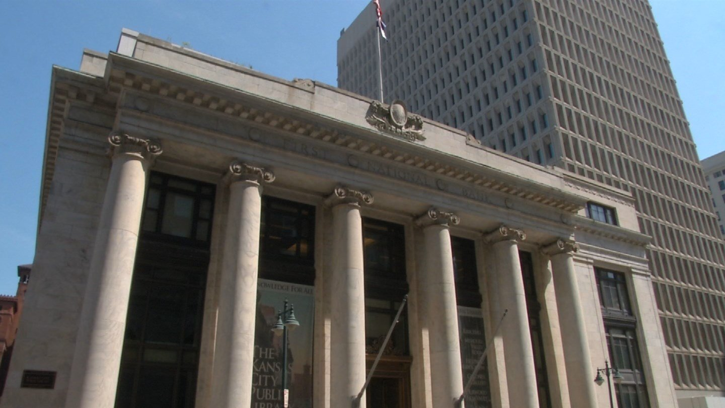 If you're looking for a prime place to view the total solar eclipse on Aug. 21, the Kansas City Library downtown might be a good option. (KCTV5)