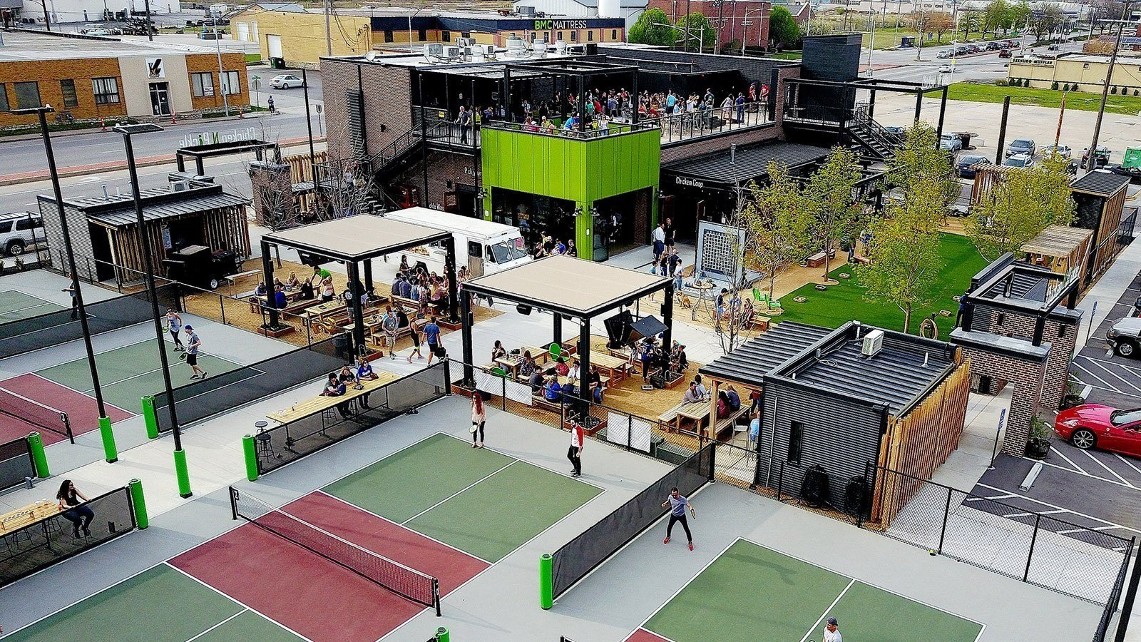 Chicken n pickle named top us rooftop bar for viewing Home and garden show kansas city