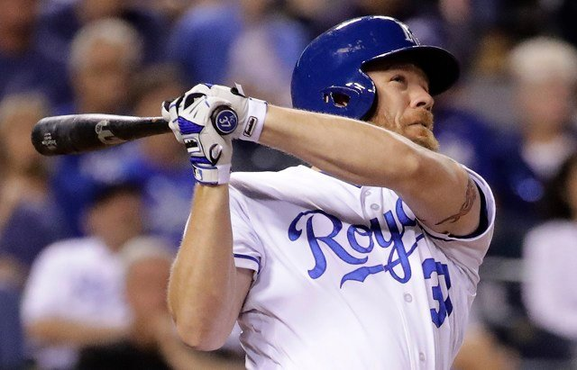 The Royals rallied from deficits of 2-0 and 3-2 for their 32nd comeback victory. (AP)
