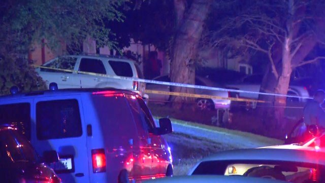 Two teenagers are dead after a shooting in Kansas City, KS.  It happened about 9 p.m. Sunday in the 6100 block of Haskell Avenue. (KCTV5)