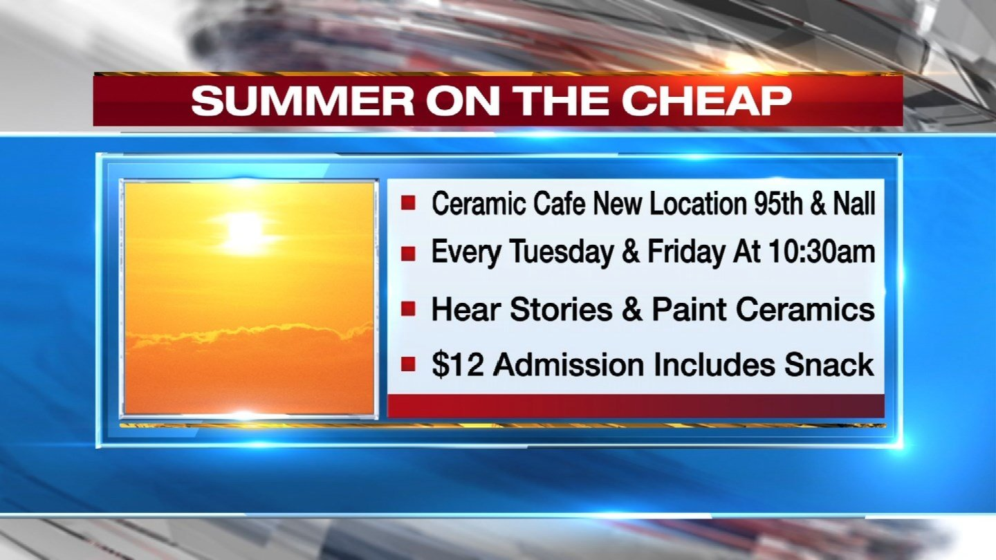 Summer is winding down, and, by now, you're likely wondering what you can do to keep yourkids entertained without breaking the bank. (KCTV5)