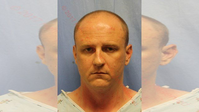 McCarthy was booked into the Henry County Jail about 12:19 a.m. on Wednesday. (Henry County Jail)