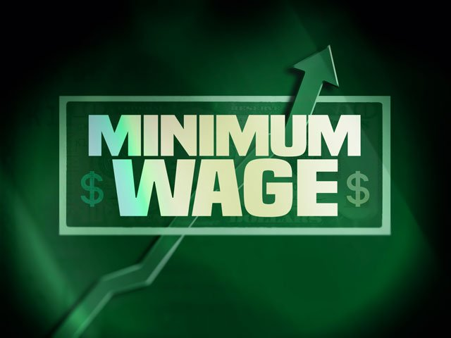 Question 3 has passed allowing a bump in Kansas City's minimum wage to $10 an hour on August 24 and raising it eventually to $15 an hour by 2022. (AP)