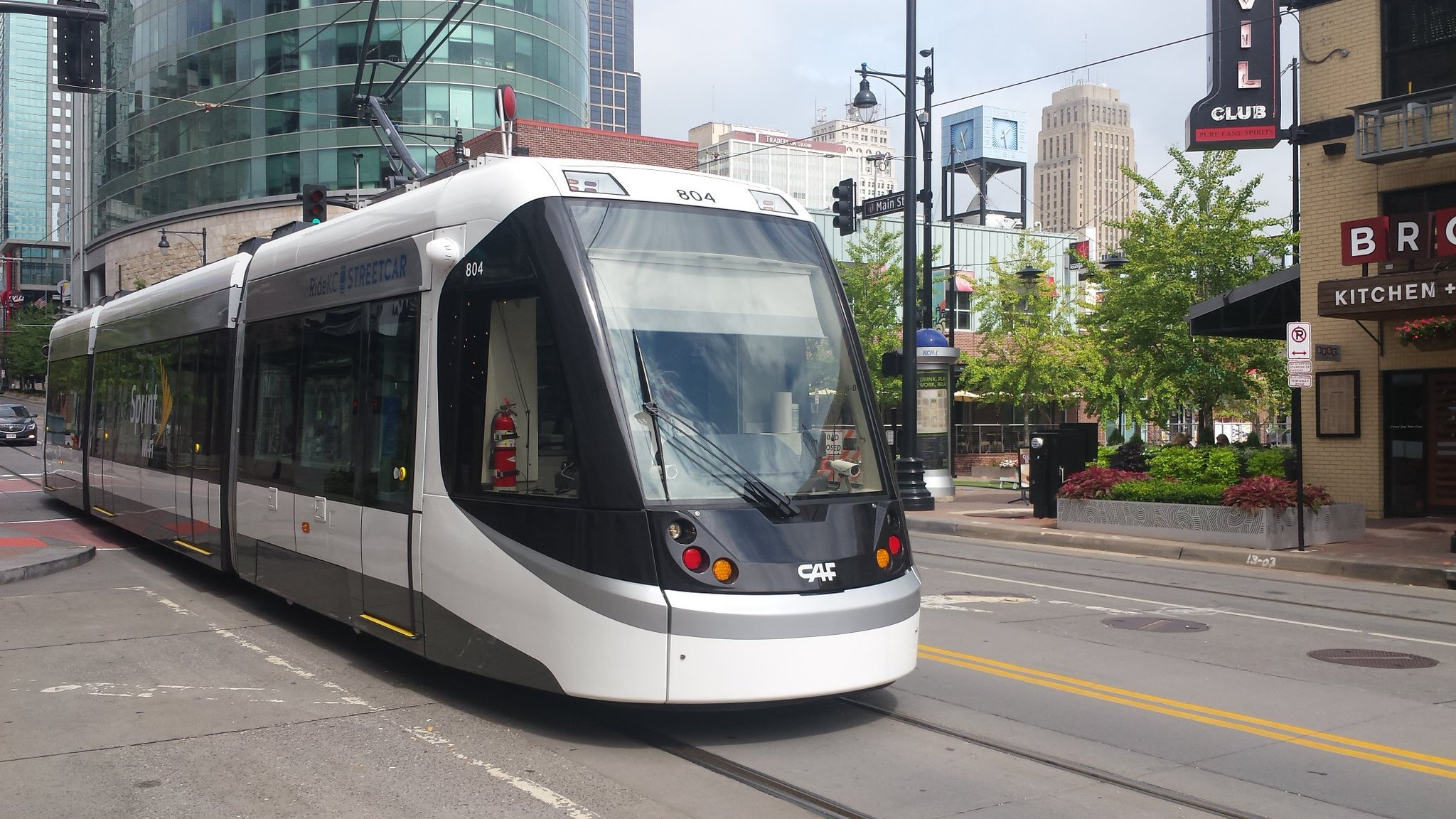 Tuesday marked a narrow victory for opponents of Kansas City's Streetcar.(KCTV5)