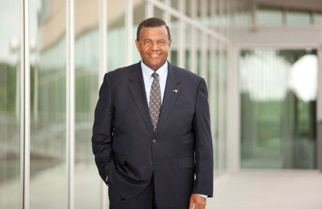 University of Missouri-KansasCityChancellor Leo Morton says he plans to leave the school earlier than expected. (UMKC)
