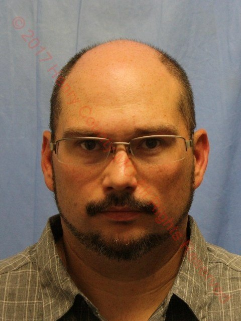 William Noble, 35, has been charged with tampering with evidence. (Henry County Sheriff's Office)