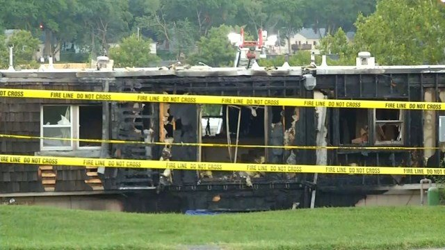 2 children killed in fire at apartment complex in overland - Home and garden show overland park ...