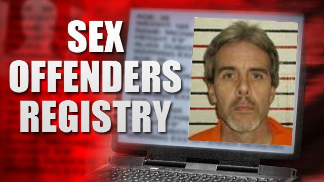 Lonnie Aubuchon is a registered sex offender in Jackson County for sexual abuse. (CrimeStoppers)